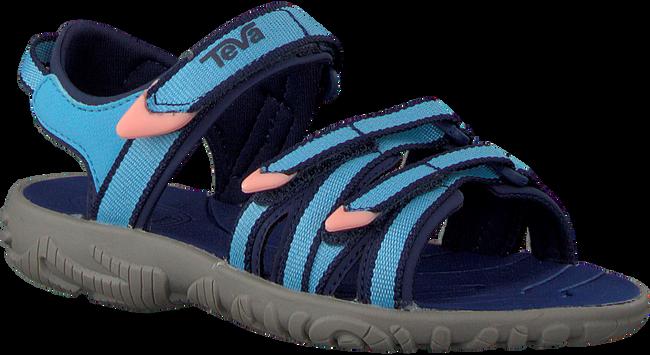 Blauwe TEVA Sandalen 1019395 TIRRA  - large