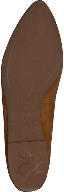 Cognac PAUL GREEN Loafers 2531 - large