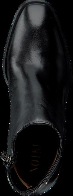 Zwarte NOTRE-V Enkellaarsjes AL300  - large