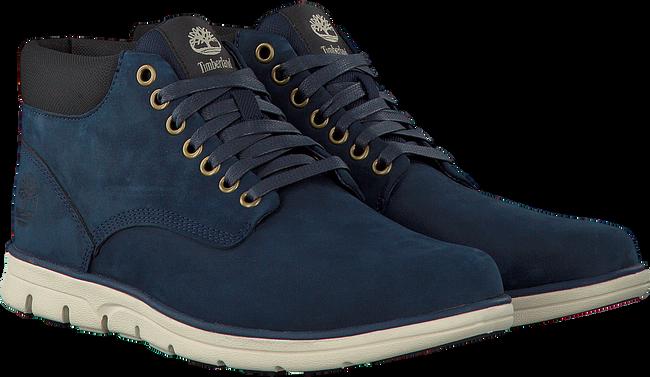 Blauwe TIMBERLAND Sneakers BRADSTREET CHUKKA LEATHER  - large