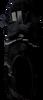 Zwarte KENNEL & SCHMENGER Enkellaarsjes 63890  - small