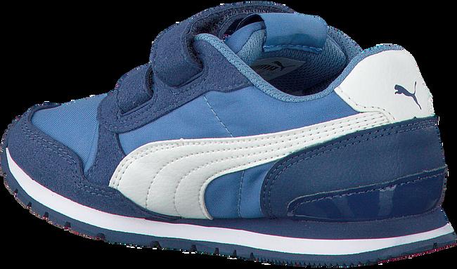 Blauwe PUMA Sneakers ST.RUNNER JR  - large