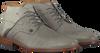 Taupe REHAB Nette schoenen ADRIANO CROCO  - small