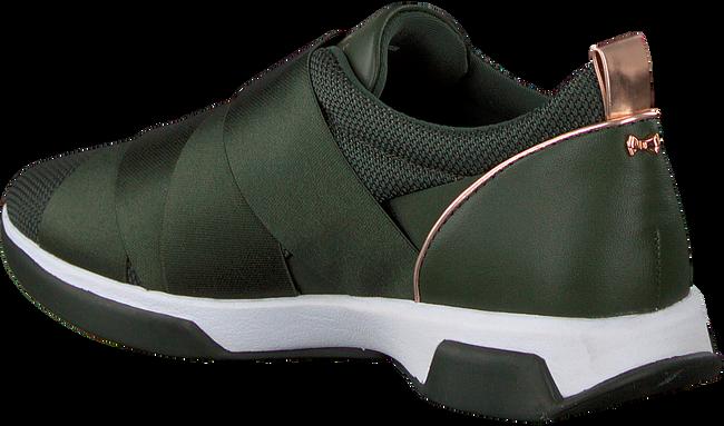 Groene TED BAKER Sneakers 917726 QUEANEM - large