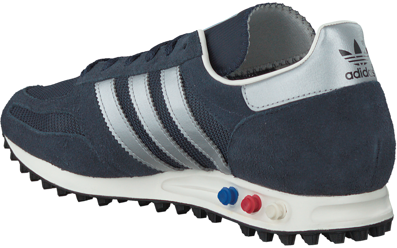 buy popular 68f98 d372c Blauwe ADIDAS Sneakers LA TRAINER OG HEREN - large. Next