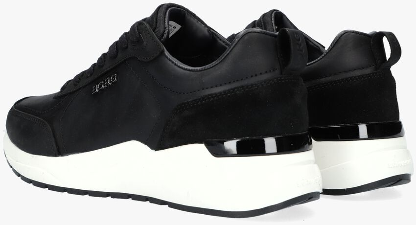 Zwarte BJORN BORG Lage sneakers R1900 OIL M  - larger