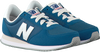 Blauwe NEW BALANCE Sneakers KL220  - small