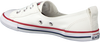 Witte CONVERSE Sneakers CHUCK TAYLOR BALLET LACE - small