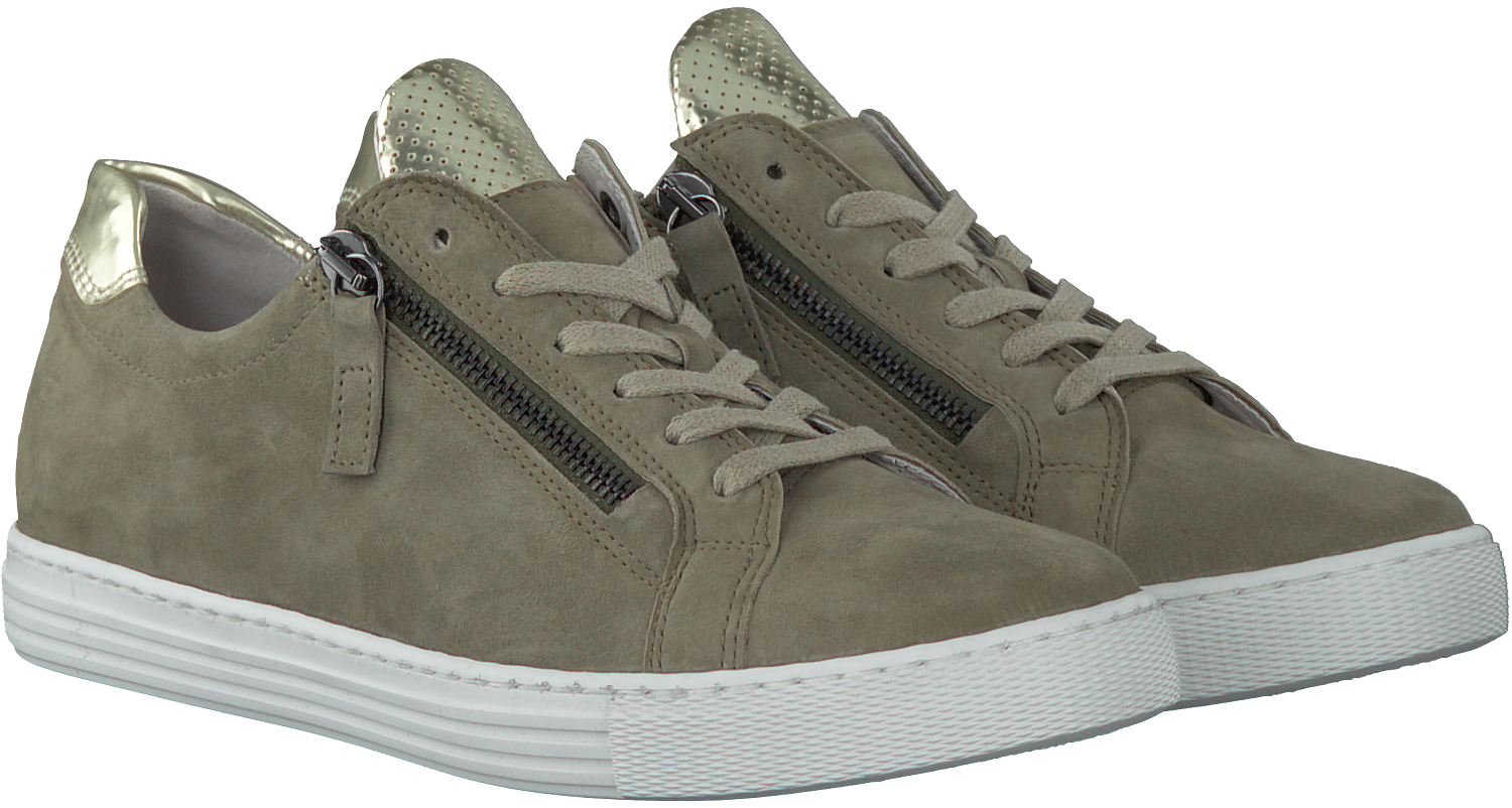 c2cda66a9c0 Taupe GABOR Sneakers 488 - Omoda.nl