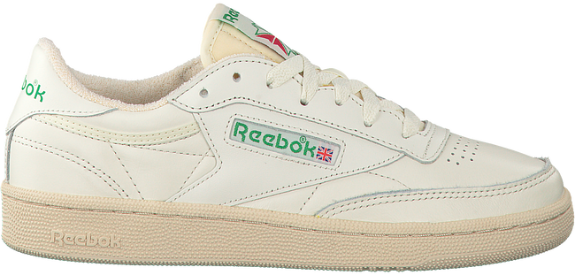 Beige REEBOK Sneakers CLUB C 85 WMN  - large