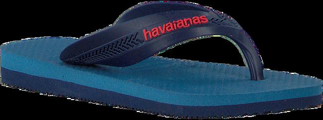 Blauwe HAVAIANAS Teenslippers KIDS MAX TREND  - large