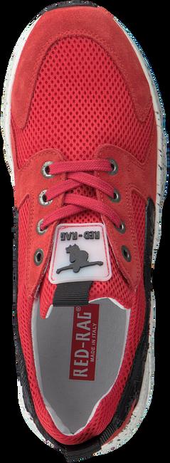 RED RAG SNEAKERS 15407 - large