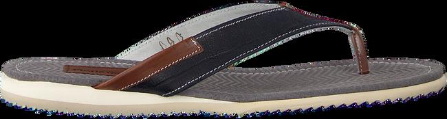 Blauwe FLORIS VAN BOMMEL Slippers 20022 - large