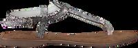 Zilveren LAZAMANI Sandalen 75.616  - medium