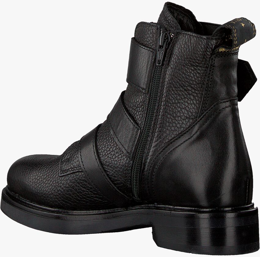 Zwarte VIA VAI Biker boots VIOLA EDGE  - larger