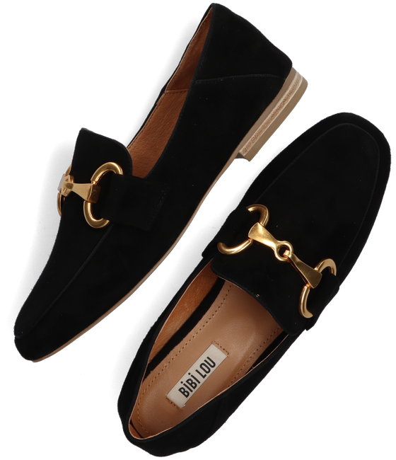 Zwarte BIBI LOU Loafers 540Z30VK  - large