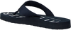 Blauwe TOMMY HILFIGER Slippers FLAT BEACH  - small