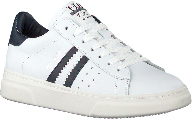 Witte HIP Lage sneakers H1272  - large
