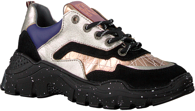 Zilveren RED-RAG Lage sneakers 13120  - large