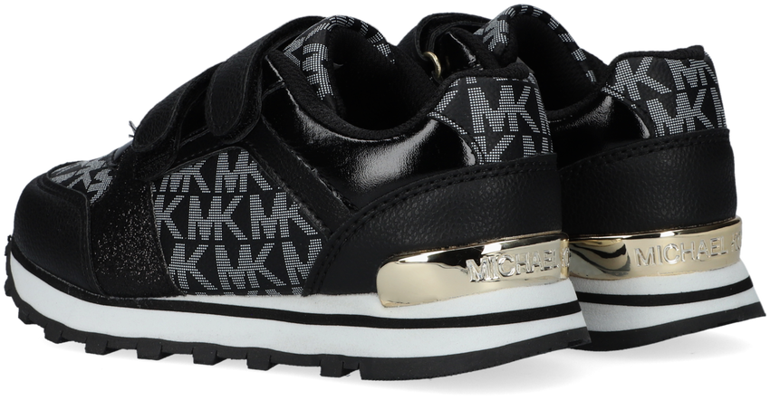 Zwarte MICHAEL KORS Lage sneakers BILLIE JOGGER H&L  - larger