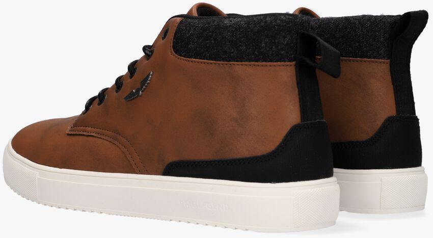 Cognac PME Hoge sneaker LEXING-T  - larger