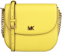 ac1d74a189a Gele MICHAEL KORS Schoudertas HALF DOME CROSSBODY - medium