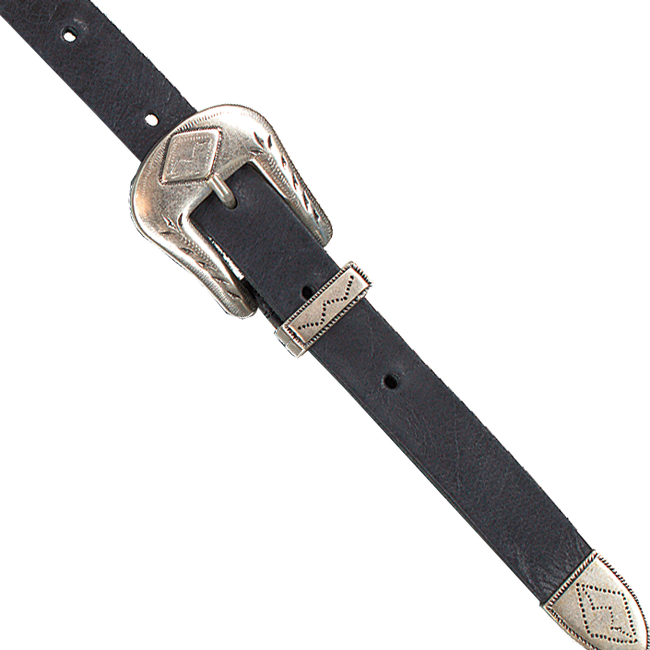Zwarte LEGEND Riem 20123 - large
