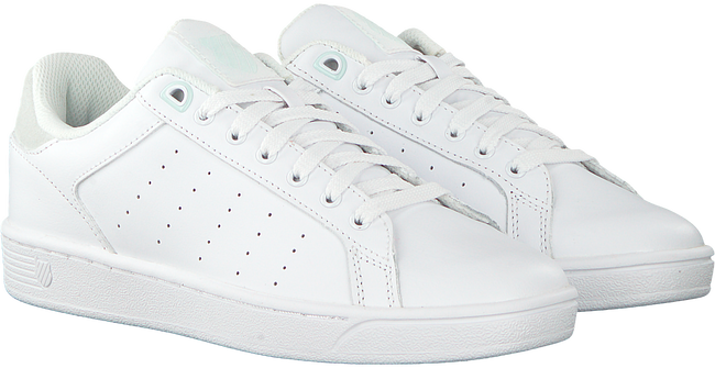Witte K-SWISS Sneakers CLEAN COURT - large