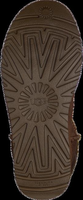 Cognac UGG Vachtlaarzen CLASSIC SHORT II  - large