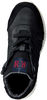 Zwarte RED-RAG Sneakers 13359  - small