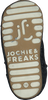 Zwarte JOCHIE & FREAKS Babyschoenen 19054  - small