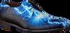 Blauwe FLORIS VAN BOMMEL Nette schoenen 14267  - small