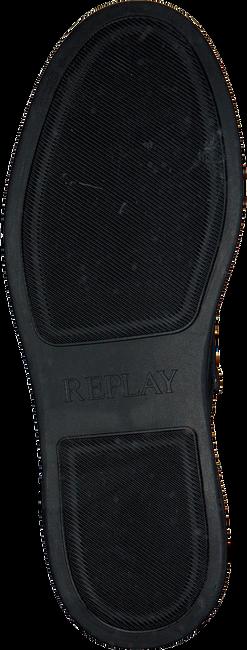 Zwarte REPLAY Sneakers JONELLE - large