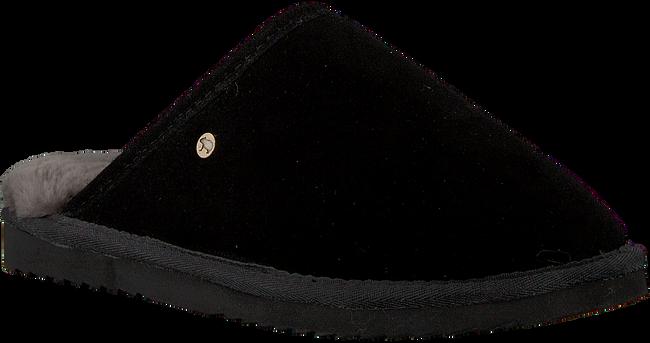 Zwarte WARMBAT Pantoffels CLASSIC  - large