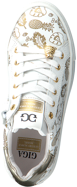 Witte GIGA Lage sneakers G3424  - large