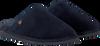 Blauwe WARMBAT Pantoffels CLASSIC UNISEX SUEDE  - small