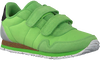 Groene WODEN Lage sneakers NOR SUEDE  - small