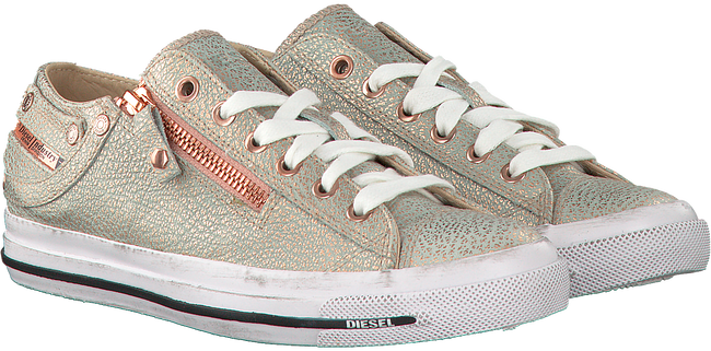 Groene DIESEL Sneakers MAGNETE EXPOSURE LOW W  - large