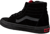 Zwarte VANS Sneakers SK8 HI WOMEN - small