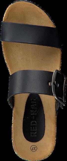 Zwarte RED RAG Slippers 78054 - large