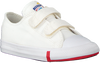 Witte CONVERSE Lage sneakers CHUCK TAYLOR ALL STAR 2V OX KIDS - small