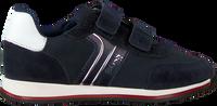 Blauwe BOSS KIDS Lage sneakers BASKETS J09H17 - medium