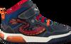 Blauwe GEOX Sneakers J949CE  - small