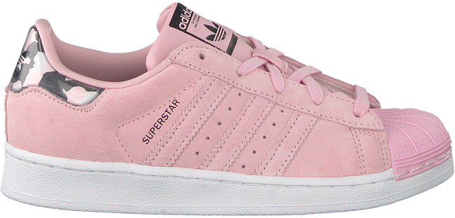 Roze ADIDAS Sneakers SUPERSTAR C - large