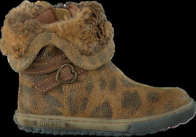 ef9f16740f9af7 Bruine SHOESME Lange laarzen EF5W008 - Omoda.nl