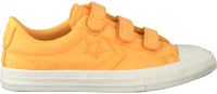 Gele CONVERSE Sneakers STAR PLAYER 3V OX KIDS  - medium