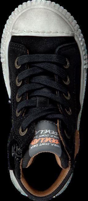 Zwarte DEVELAB Hoge sneaker 41609  - large