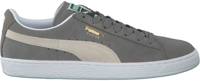 Grijze PUMA Sneakers 352634 HEREN  - large