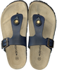 Blauwe DEVELAB Sandalen 48005 - small