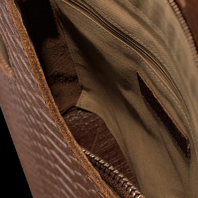 Bruine MYOMY Handtas MY CARRY BAG HANDBAG - large